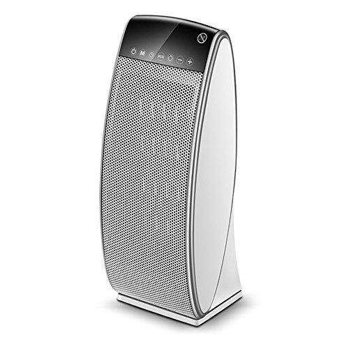 HAIZHEN Radiateur électrique Chauffage de ménage de radiateur de tour de salle de bains PTC Ceramics Office Air chaud 2000W Économie d'énergie