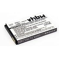 vhbw Li-Ion Batería de 1200mAh (3.7V) para teléfono móvil smartphone Doro Primo 413 y RCB413.