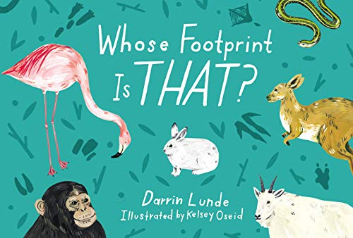 Whose Footprint Is That? (English Edition)