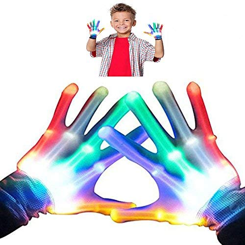 Wiki Gifts for Teen Boys, Kids Colorful Flashing Finger Kids Colorful Flashing Finger 2018 Christmas New Gifts for Teen Girls Toy for Kids Gifts for 3-12 Year Old Boys WKUKSTG05