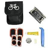 Kurtzy TM Fahrrad Reparatur Wartung Set Multifunktionales Werkzeug
