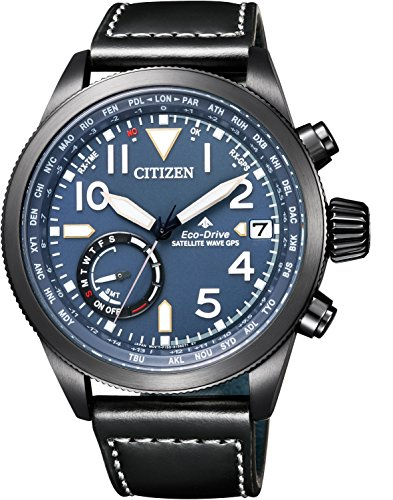 Citizen Promaster Promaster Land Eco Drive GPS F150 CC3067 – 11L da uomo (Japan Domestic)
