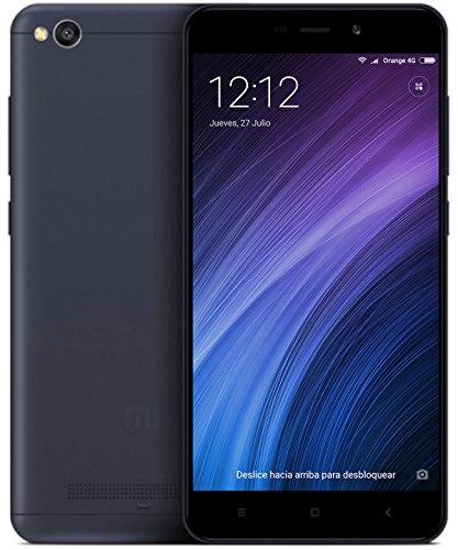 Xiaomi-Redmi-4A-16GB-GrisNegro-Google-Play-Sistema-Espaol-Doble-Sim