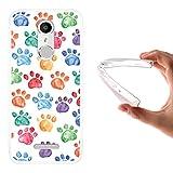 WoowCase - Coolpad Torino S Case Soft Rubber Gel TPU