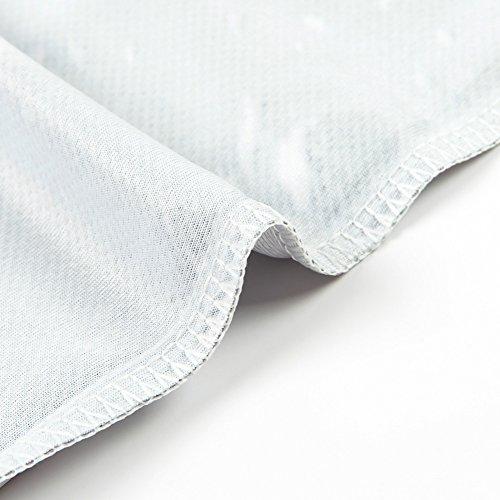 LAEMILIA Herren 3D Print T Shirt Bunt Löwe Aufdruck Kurzarm Tops Sommer leicht bequem Hemd Unisex cool Digital Schmale Passform Tropfen