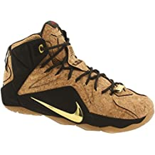 Nike Lebron XII EXT Cork Zapatillas de Baloncesto, Hombre