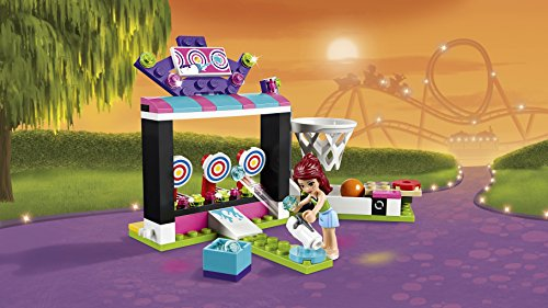 Lego friends 41127 set costruzioni la sala giochi del for Sala giochi del garage