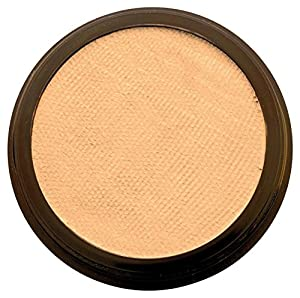 Eulenspiegel - Maquillaje Profesional Aqua, 3.5 ml / 5 g, Color Piel Oscura (355015)