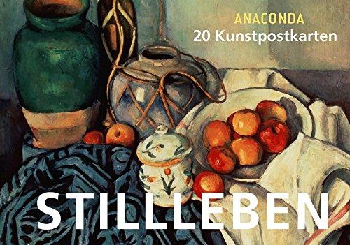 Postkartenbuch Stillleben