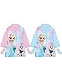 Disney Frozen Bademantel versch. Farben Türkis oder Rosa (Türkis, 2 Jahre 92)