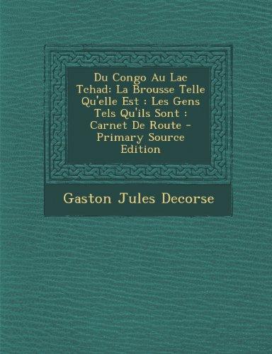 Gens Du Lac [Pdf/ePub] eBook