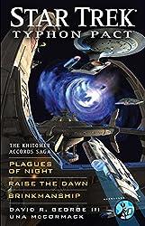 Star Trek: Typhon Pact: The Khitomer Accords Saga: Plagues of Night, Raise the Dawn, and Brinkmanship (Star Trek: The Next Generation) (English Edition)