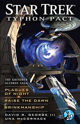 Typhon Pact: The Khitomer Accords Saga: Plagues of Night, Raise the Dawn, and Brinkmanship (Star Trek) (English Edition) - M-pact-system