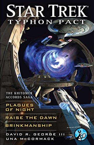 Media Sciences Phaser (Typhon Pact: The Khitomer Accords Saga: Plagues of Night, Raise the Dawn, and Brinkmanship (Star Trek) (English Edition))