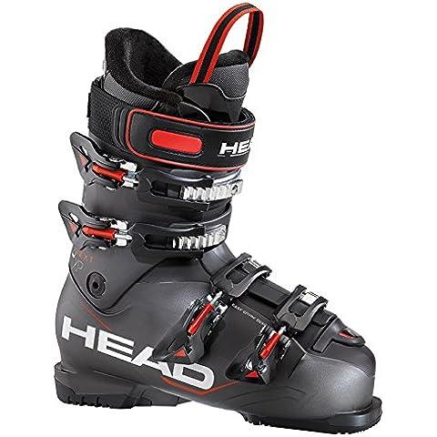 Head Next Edge XP Hombre Botas de esquí, negro-rojo, 29