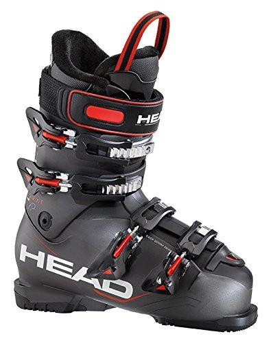 Head Next Edge XP stivali da sci da uomo, nero-rosso, 27