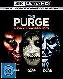 The Purge - Trilogy - Blu-ray 4K