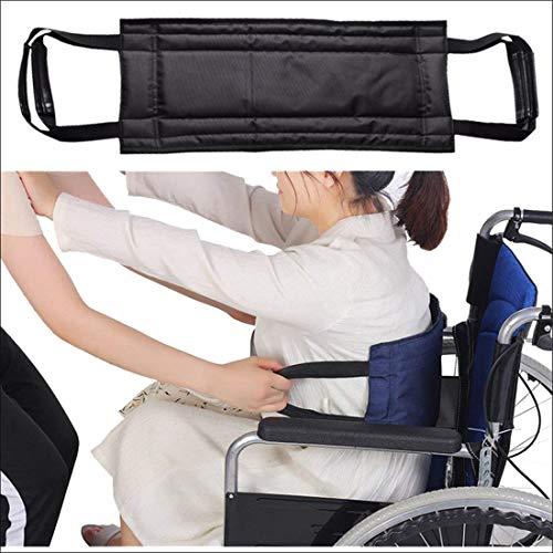 Bbdqly Cinta de Transferencia - Dispositivo de arnés del cinturón de la Marcha de la grúa de Asistencia móvil para bariátrica, pediátrica, Ancianos, Terapia Ocupacional y física