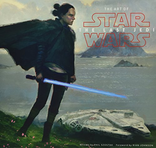 Art of Star Wars: The Last Jedi por Phil Szostak