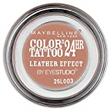 Maybelline New York Lidschatten Eyestudio Color Tattoo 24h Creamy Beige 98 / Gel-Cream Eyeshadow Beige matt, langanhaltend, 1 x 4 g