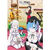 zhongjiany Re: Zero - Cats Anime Poster 24x36
