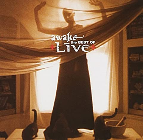 Awake: The Best of Live (Deluxe Version - CD/DVD) by