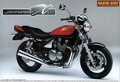 1/12 Naked Bike No.83 Kawasaki Zephyr (chi) Final Edition (japan import)