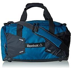 Reebok OS S 32L Grip Bolsa de Deporte, Niños, Turquesa (Emetid), Talla Única