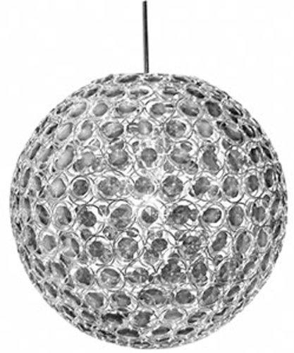 c-creation-276741-celia-bola-de-techo-con-cuentas-acrilicas-color-blanco