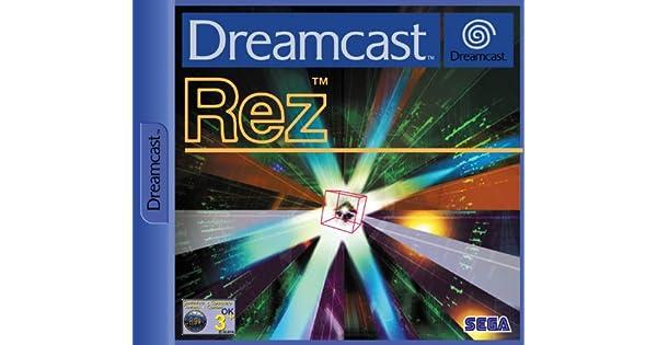 Image result for rez dreamcast