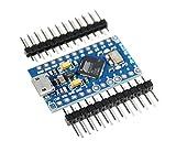 Pro Micro Modul mit ATmega32U4, Arduino Leonardo Board ähnlich, 5V, 16MHz