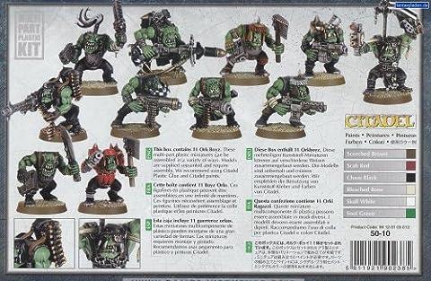 Orkboyz (Warhammer 40k Figuren)