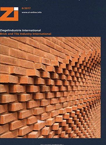 ZI Ziegelindustrie International [Jahresabo]