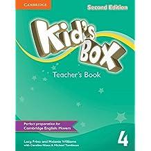 Kid's Box Level 4 Teacher's Book - 9781107629059