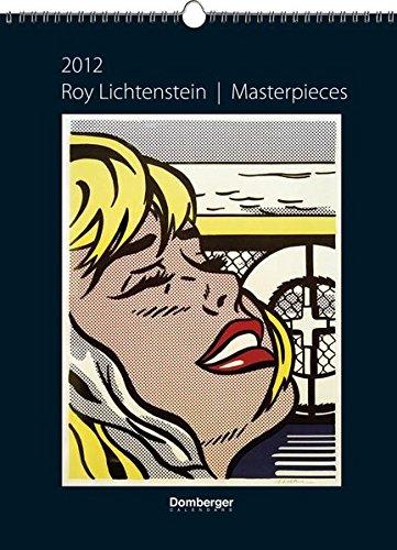 2012 Lichtenstein Poster Calendar