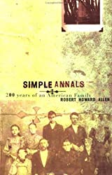 Simple Annals: 200 Years of an American Family