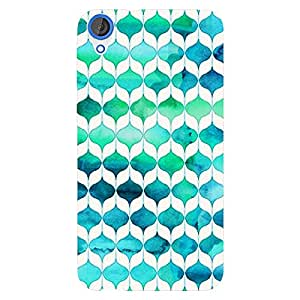 EYP Dream Patterns Back Cover Case for HTC Desire 820Q