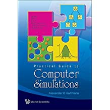 Practical Guide to Computer Simulations (with CD-ROM) by Hartmann Alexander K (2009-05-30)