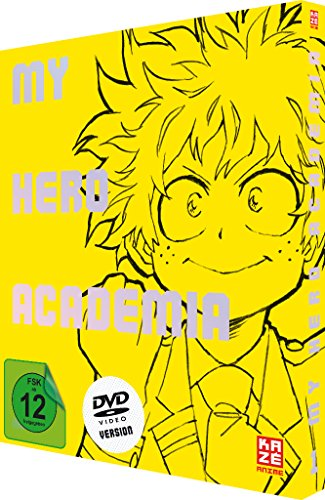 My Hero Academia - Vol. 1 [DVD] (Smash Tv-serie Dvd)