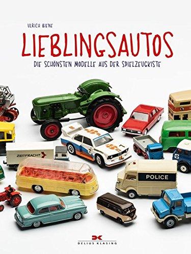 Lieblingsautos: Die schönsten Modelle aus der Spielzeugkiste