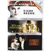 Cisne Negro + Agua Para Elefantes + Moulin Rouge