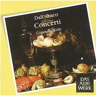 Dall'Abaco: Concerti