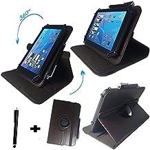 Onda V9193G Air Z3735–Teclado alemán Tablet Funda con función atril–9.7pulgadas teclado marrón marrón
