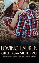 Loving Lauren (West Series) by Jill Sanders (2016-03-06)
