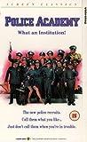 Police Academy 1 -Dümmer als die Polizei erlaubt [UK-Import] [VHS]