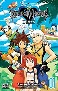 Kingdom Hearts Roman Edition simple Tome 1