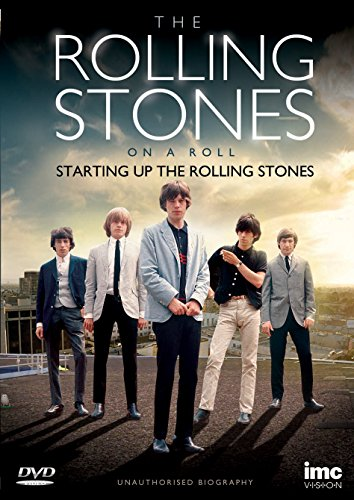 The Rolling Stones - On a Roll - Starting up The Rolling Stones [DVD] [UK Import] Preisvergleich