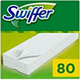 Swiffer Anti-Staub-Tücher, Mega Nachfüllpack, 1er Pack ( 1 x 80 Stück)