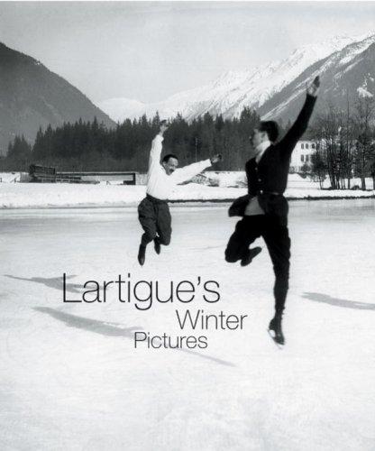 Lartigue's Winter Pictures (en anglais) par Elisabeth Foch