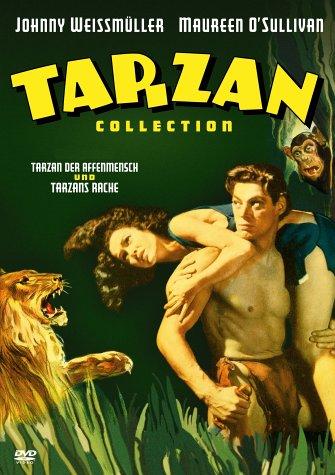 Tarzan, der Affenmensch/Tarzans Rache